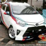 Gambar Modifikasi Toyota Calya
