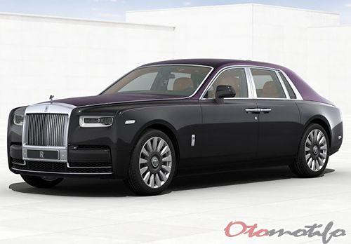 Gambar Rolls-Royce Phantom VIII