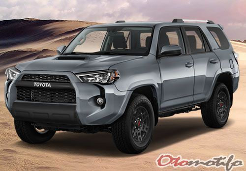Gambar Toyota 4Runner TRD Pro