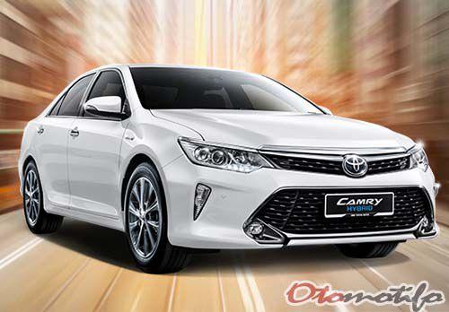 Gambar Toyota Camry Hybrid