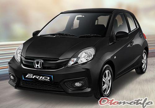 Harga Honda Brio Satya