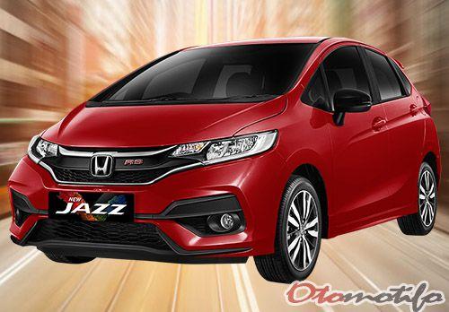 Harga Honda Jazz Terbaru