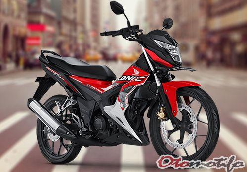 Harga Honda Sonic 150R