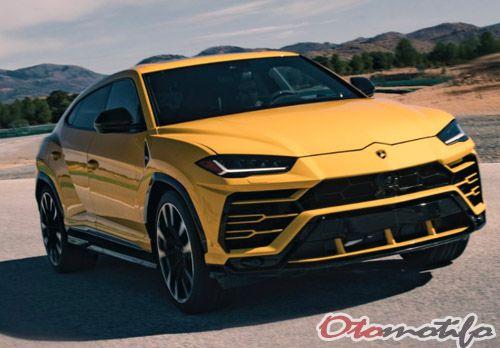 Harga Lamborghini Urus