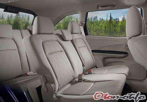 Interior Mobil Honda Mobilio