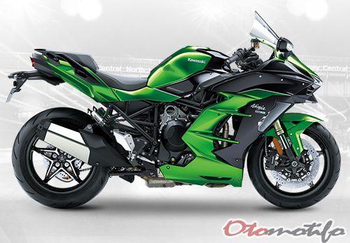 Kawasaki H2 SX