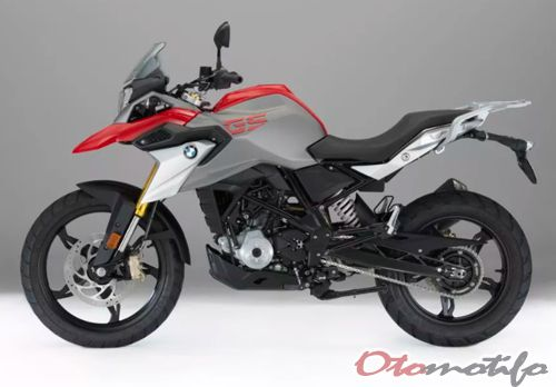 Mesin BMW G310GS