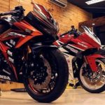 Modifikasi Honda CBR150R