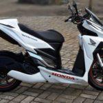 Modifikasi Honda Vario 125cc