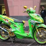 Modifikasi Motor Honda Vario 125