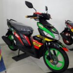 Modifikasi Motor Mio Z