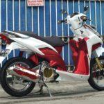 Modifikasi Motor Vario 125