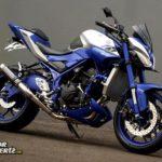 Modifikasi Motor Yamaha MT 25