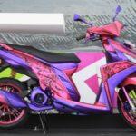 Modifikasi Motor Yamaha Mio Z