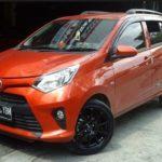 Modifikasi Toyota Calya Terbaru