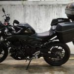 Modifikasi Yamaha MT-25 Touring
