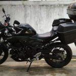Modifikasi Yamaha MT-25 Touring