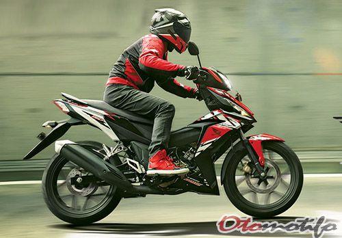 Motor Honda Supra GTR 150