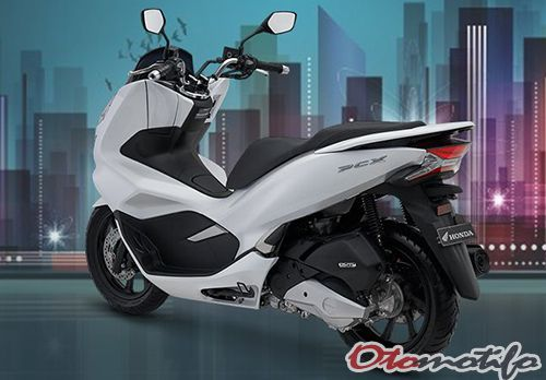 Performa Honda PCX 150 ABS 2018