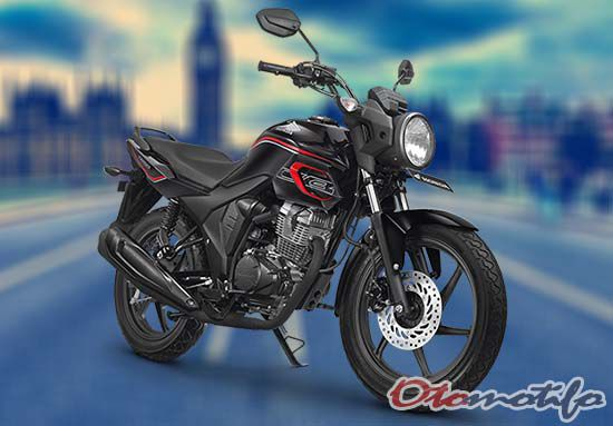 Review Honda Verza 2018