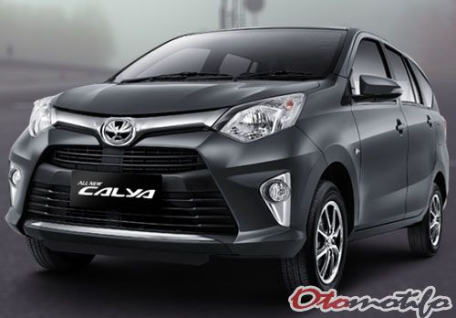 Review Toyota Calya