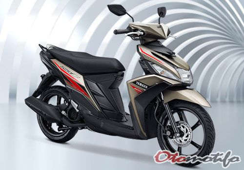 Review Yamaha Mio Z