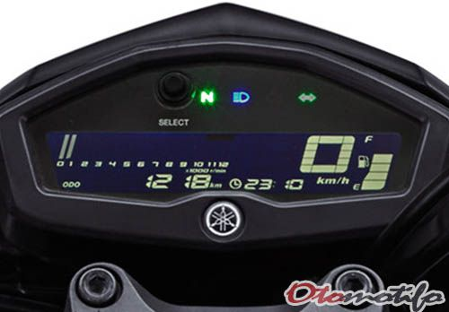 Speedometer Yamaha Xabre