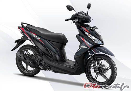 Spesifikasi Honda Vario 110