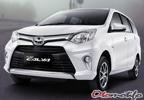 Spesifikasi Toyota Calya