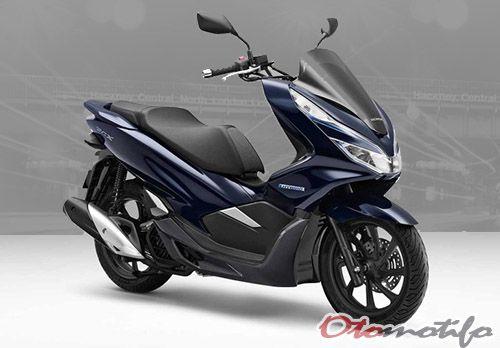 Spesifikasi dan Harga All New Honda PCX