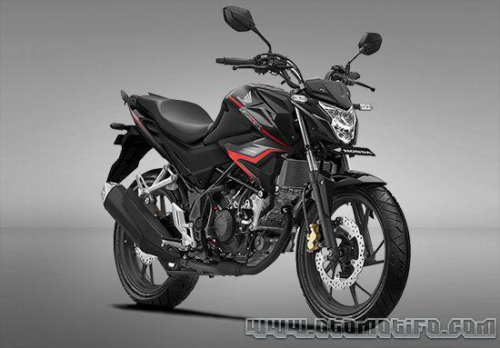 Spesifikasi dan Harga Honda CB150R 2018