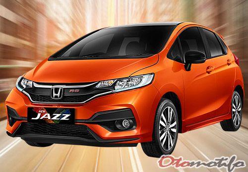 Spesifikasi dan Harga Honda Jazz Terbaru