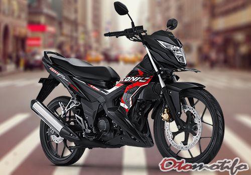 Spesifikasi dan Harga Honda Sonic 150R