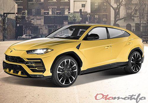 Spesifikasi dan Harga Lamborghini Urus