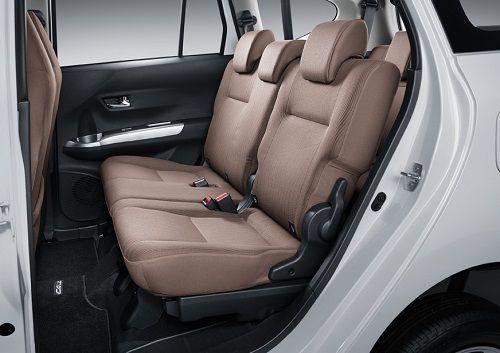 Toyota Calya Interior