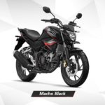 Warna All New Honda CB150R Macho Black