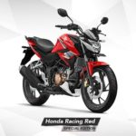 Warna All New Honda CB150R Racing Red