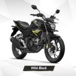 Warna All New Honda CB150R Wild Black