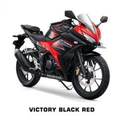 Warna Honda CBR150R Black Red