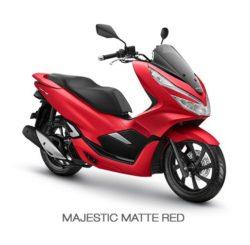 Warna Honda PCX 150 Merah