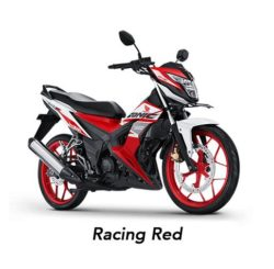 Warna Honda Sonic Racing Red