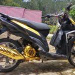 Yamaha Mio Z Modifikasi