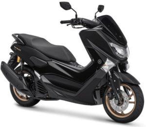 Yamaha Nmax 2018 Hitam