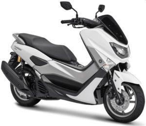 Yamaha Nmax 2018 Putih