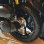 Ban Belakang Yamaha Lexi