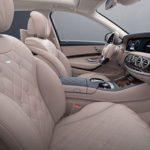 Desain Interior Mercedes-Maybach S560