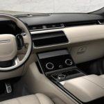 Desain Interior Range Rover Velar
