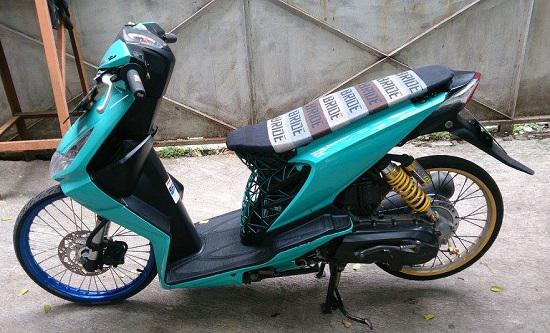 Desain Motor Beat Thailook