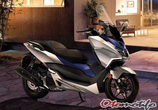 Fitur Honda Forza 125