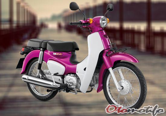 Fitur Honda Super Cub